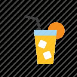 beverage, cocktail, drink, juice, soda icon
