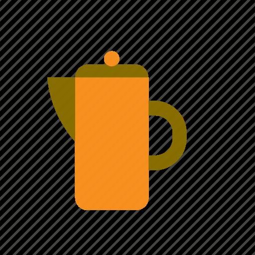 beverage, drink, pitcher icon