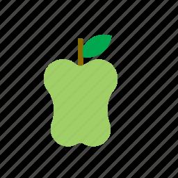 food, fruit, green, pepper, vegetable icon