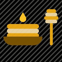 food, honey, maple, syrup icon