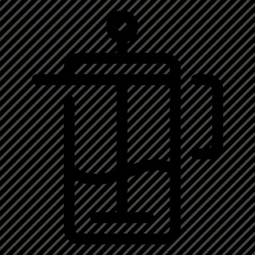 beverage, drink, food, kitchen, water icon