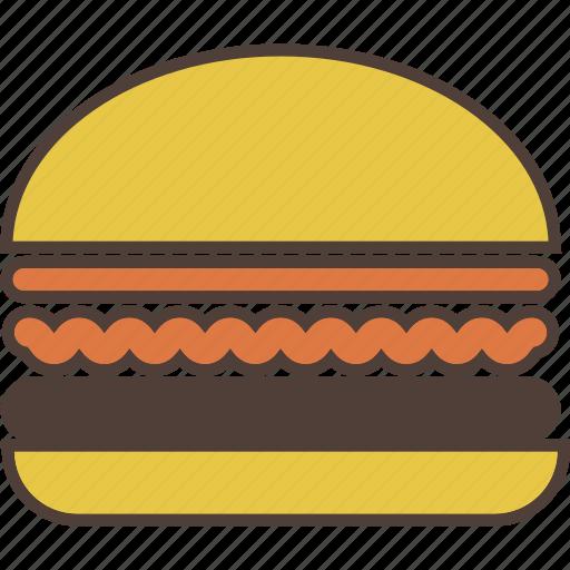 burger, cheeseburger, fast food, food, hamburger icon