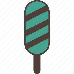 cold, icecream, refreshing, stick, summer, sweets icon
