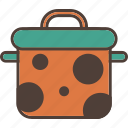 cook, cooking, dinner, home, kitchen, pot icon