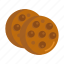 biscuit, chips, cookies icon