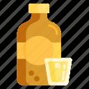 gin, rum, shot, tonic, vodka, whisky icon