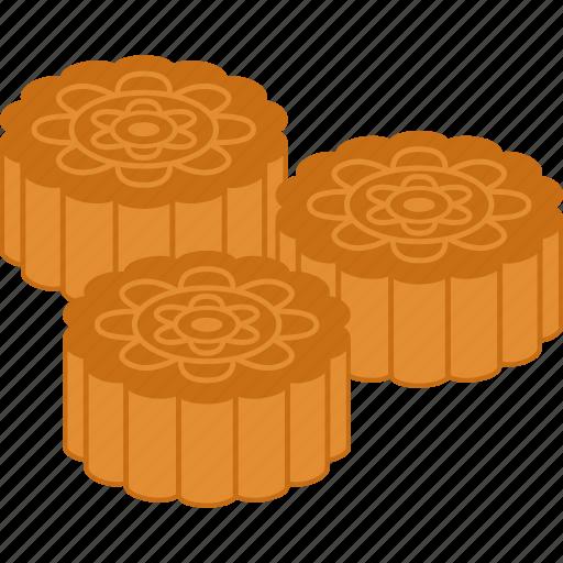 autumn, cake, cakes, festival, mid-autumn, moon, mooncakes icon