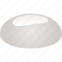 cake, dessert, drop, gelatinous, rain, raindrop, transparent icon