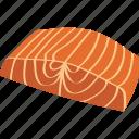 dinner, fish, food, salmo, salmon, seafood, steak