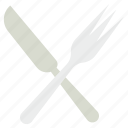 cutlery, kitchen utensils, knife, slotted spatula, turner spoon