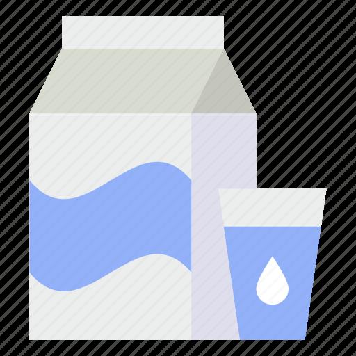 cow milk, food, liquor food, milk bottle, milk pack icon