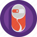 can, coca, coca cola, drink, gaz, soft drink icon