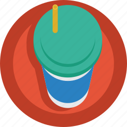 coffee, drink, hot drink, soft drink icon