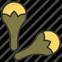 clove, clove bud, food, ground clove, spice icon