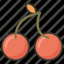 cherry, food, fruit, healthy food, stone fruit