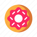 donut, food, sweet icon
