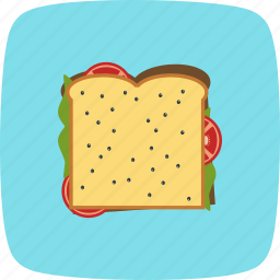 burger, fast, food, meal, sandwich icon