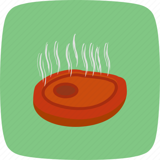 barbecue, beef, chef, meat, steak icon