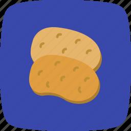 food, potato, potatoes, vegetable icon