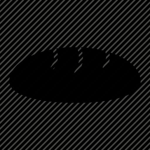 Bake, bread, food, loaf, rooty icon - Download on Iconfinder