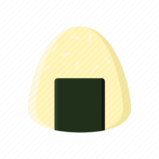 food, onigiri icon