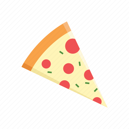 fast food, food, pizza icon