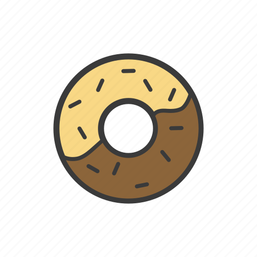donuts, food icon
