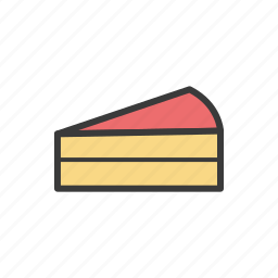 cake, food icon
