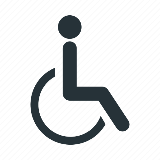 disabled, help, people, social, wheel icon