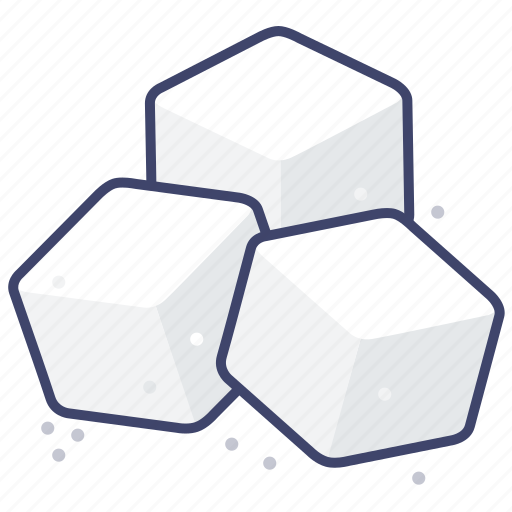 Cube, sugar, sweet icon - Download on Iconfinder