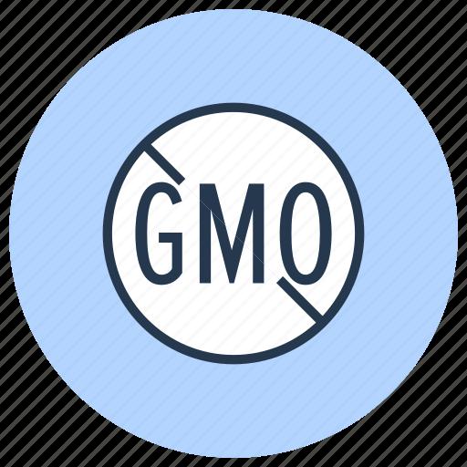 free, gmo, no, without icon