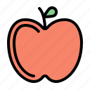 food, eat, fruit, apple, breakfast, healthy