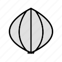 cooking, food, garlic, vegetable icon