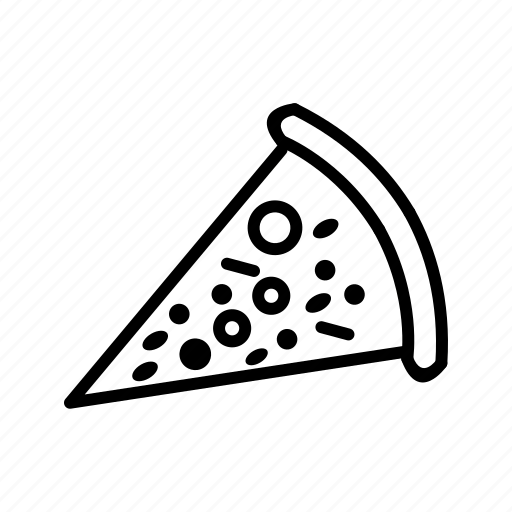 Pizza, piece, slice icon - Download on Iconfinder