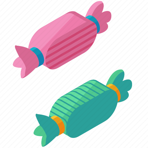candy, desserts, food, sweet, wrapper icon