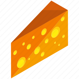 breakfast, cheese, dairy, food, meal icon