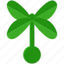 food, garnish, leaf, leaves, meals icon