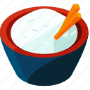 asian, chopsticks, food, meals, rice icon