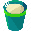 asian, cup, food, meals, soup, tea icon