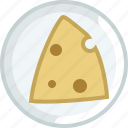 cheese, cooking, dish, food, meal, plate, yumminky icon
