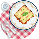 food, gastronomy, lasagne, meal, pasta, plate, tablecloth