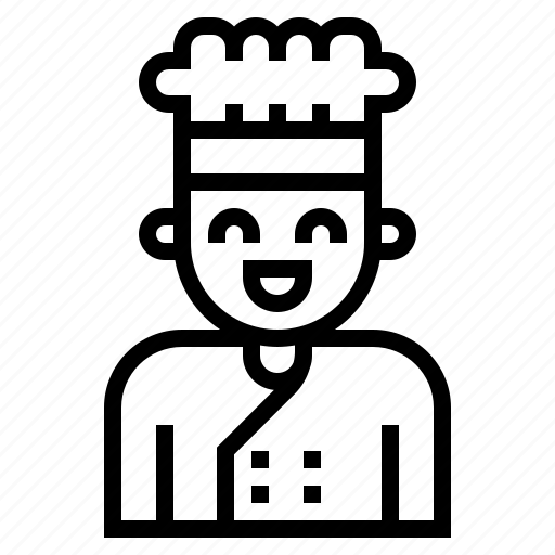 avatar, chef icon