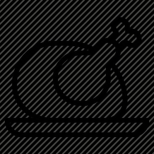 chicken, grilled icon