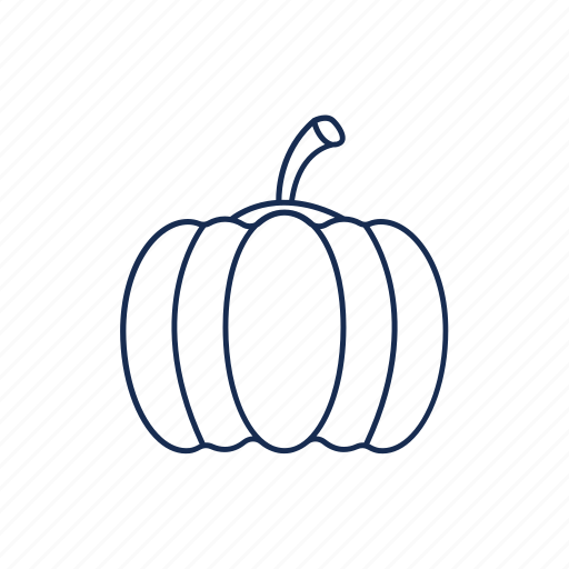 food, gourd, pumpkin, vegetable icon icon