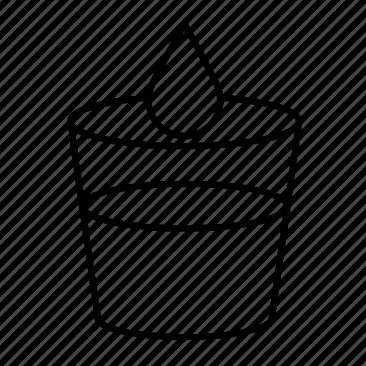 drink, fluid, food, glass, leak, leaking, water icon
