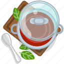 cooking, food, pot, restaurant, serving, soup, tomato icon