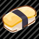 burger, food, ramen, sashimi, snack, sushi
