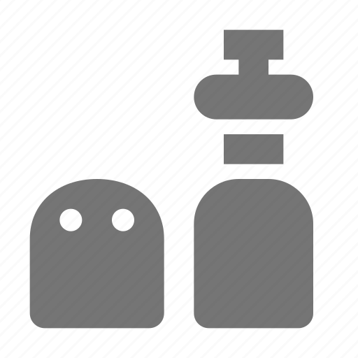 food, pepper, salt icon