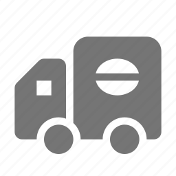 delivery, food, shipping, truck icon