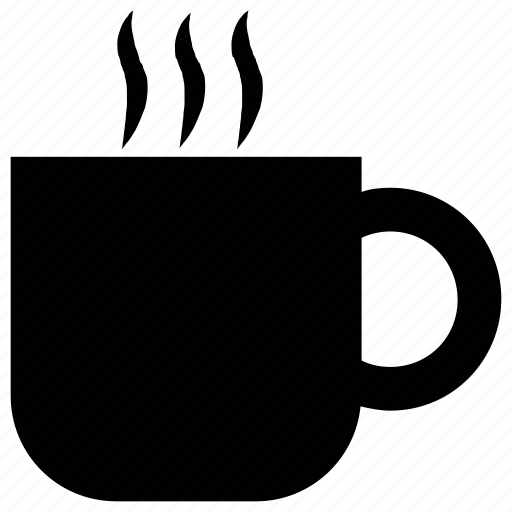 coffee, cup of tea, hot, hot coffee, hot tea, tea icon